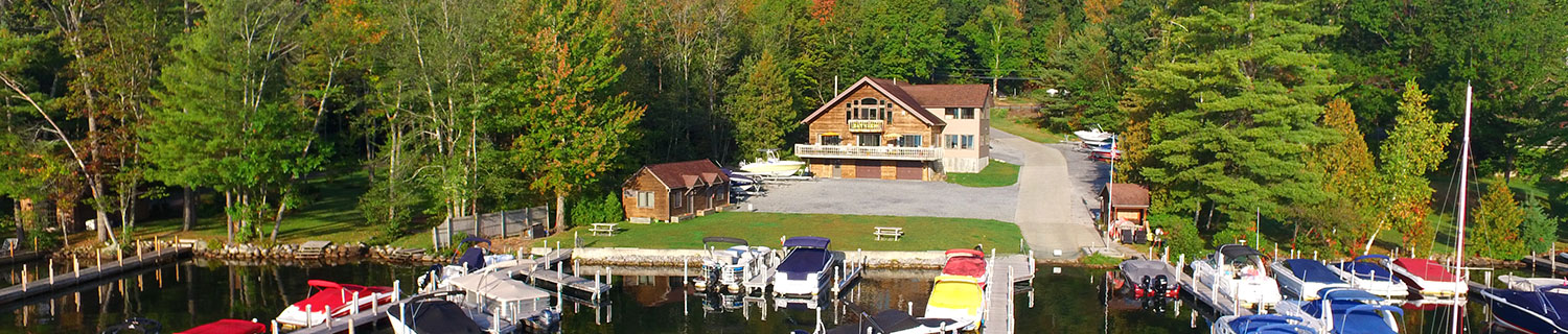 About Bayview Suites on Lake George